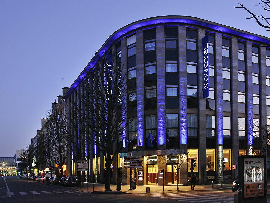 Hotel Pres De La Gare De Rennes